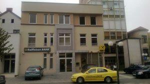 Poslovni objekat Raiffeisen banka